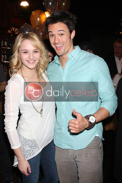 Hunter King, Matthew Atkinson<br />