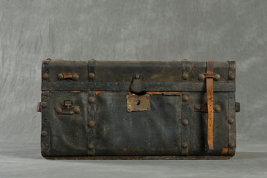 Willard Suitcases Project <br /> &copy;2013 Jon Crispin<br /> All Rights Reserved