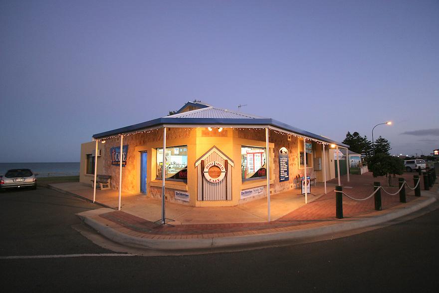 Boat Shed Cafe Tumby Bay Eyre Peninsula South Australia