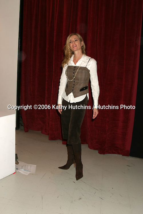 Eileen Davidson.900 Weeks at #1 in Ratings, Young & The Restless.       On Set Celebration.CBS Television City.Los Angeles, CA.January 14, 2006.©2006 Kathy Hutchins / Hutchins Photo....