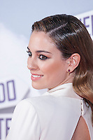 Actress Blanca Suarez poses during `Perdiendo el Norte´ film premiere photocall in Madrid, Spain. March 05, 2015. (ALTERPHOTOS/Victor Blanco) /NORTEphoto.com