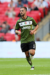 Juventus Miralem Pjanic in action during the pre season match at Wembley Stadium, London. Picture date 5th August 2017. Picture credit should read: David Klein/Sportimage