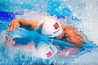 George Richard Bovell TRI<br /> Men's 50m freestyle semifinal<br /> 15th FINA World Aquatics Championships<br /> Palau Sant Jordi, Barcelona (Spain) 02/08/2013 <br /> © Giorgio Perottino / Deepbluemedia.eu / Insidefoto