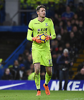Wayne Hennessey of Palace <br /> Londra 10-03-2018 Premier League <br /> Chelsea - Crystal Palace<br /> Foto PHC Images / Panoramic / Insidefoto <br /> ITALY ONLY