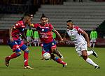 Once Caldas venció 3-0 a Deportivo Pasto. Fecha 3 Liga Águila I-2018.