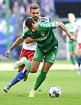 20191005 2. FBL, Hamburger SV vs SpVgg Greuther Fuerth