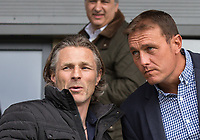 Wycombe Wanderers Manager Gareth Ainsworth ahead of the Sky Bet League 2 match between Barnet and Wycombe Wanderers at The Hive, London, England on 17 April 2017. Photo by Andy Rowland.