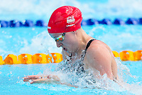 Picture by Alex Whitehead/SWpix.com - 05/04/2018 - Commonwealth Games - Swimming - Optus Aquatics Centre, Gold Coast, Australia - Sarah Vasey of England competes in the Women's 50m Breaststroke heats.
