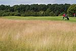 GROESBEEK - Nijmeegse baan hole 2 . Rood Zwenkgras. Golfbaan Het Rijk van Nijmegen. COPYRIGHT  KOEN SUYK