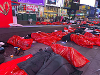 The World's Big Sleep Out NYC 2019