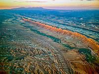 Comb Ridge, Bears Ears National Monument, Utah  LOng ridge coming from Abajo Mountains to Arizona