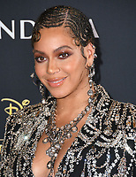 "09 July 2019 - Hollywood, California - Beyonce. Disney's ""The Lion King"" Los Angeles Premiere held at Dolby Theatre. Photo Credit: Birdie Thompson/AdMedia"