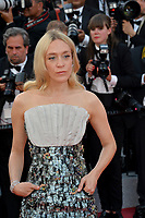 "CANNES, FRANCE. May 08, 2018: Chloe Sevigny at the gala screening for ""Everybody Knows"" at the 71st Festival de Cannes"