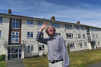 Homeowner victim of a seagull attack
