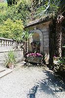 Villa Pozzi Blevio; Lake Como; Lario; Villa; Blevio, Neoclassical Villa, Como, Lago di Como