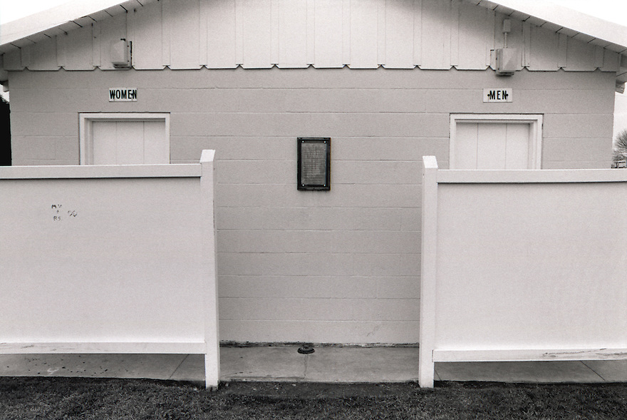 Restrooms in Lompoc 1975
