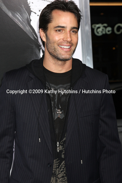"""Victor Webster.arriving at the Premiere Of Warner Bros. """"Ninja Assassin"""" .Grauman's Chinese Theater.Los Angeles,  CA.November 19, 2009.©2009 Kathy Hutchins / Hutchins Photo."""