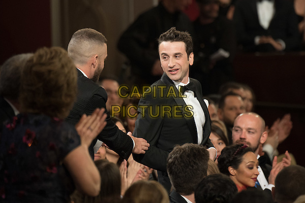 Justin Hurwitz at The 89th Oscars&reg; at the Dolby&reg; Theatre in Hollywood, CA on Sunday, February 26, 2017.<br /> *Editorial Use Only*<br /> CAP/PLF/AMPAS<br /> Supplied by Capital Pictures