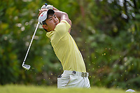 Takumi KANAYA (JPN) watches his tee shot on 7 during Rd 4 of the Asia-Pacific Amateur Championship, Sentosa Golf Club, Singapore. 10/7/2018.<br /> Picture: Golffile | Ken Murray<br /> <br /> <br /> All photo usage must carry mandatory copyright credit (© Golffile | Ken Murray)