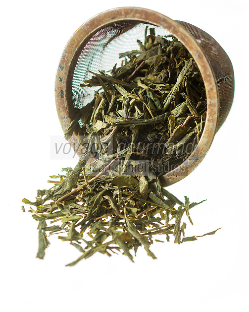 Gastronomie Générale: Thé vert // Green Tea