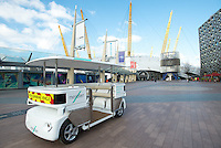 The RCA College of Art is taking the lead research role in stakeholder engagement activities for the £8 million Royal Borough of Greenwich GATEway (Greenwich Automated Transport Environment) investigation into the viability of driverless vehicles in urban environments, commissioned by InnovateUK.