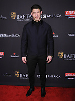06 January 2018 - Beverly Hills, California - Nick Jonas. 2018 BAFTA Tea Party held at The Four Seasons Los Angeles at Beverly Hills in Beverly Hills. <br /> CAP/ADM/BT<br /> &copy;BT/ADM/Capital Pictures