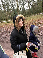 Pictured: Hollie Kerrell who is missing<br /> Re: Christopher Kerrell, 35 has appeared before a judge at Cardiff Crown Court, charged with murdering Hollie Kerrell, a mother of three who had been missing for four days at Knighton, mid Wales, UK.<br /> <br /> Kerrell, who lives at the Whitton area, Knighton, Powys, was charged with killing Hollie Kerrell, 28, when he appeared before Merthyr Magistrates on Sunday.<br /> <br /> The body of Ms Kerrell, also of Knighton, was discovered at a farm four days after her disappearance.