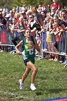 Varsity Girls Green Finish