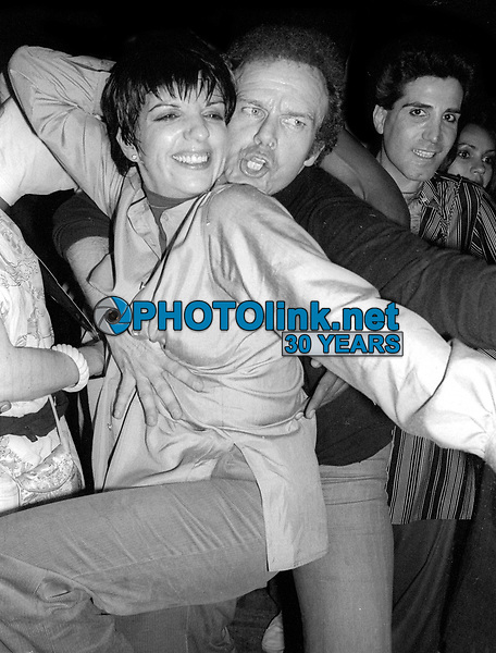 Liza Minnelli Gower Champion 1978<br /> Photo By Adam Scull/PHOTOlink.net