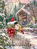 Dona Gelsinger, CHRISTMAS SYMBOLS, WEIHNACHTEN SYMBOLE, NAVIDAD SÍMBOLOS, paintings+++++,USGE1614,#xx#