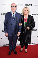 Ade Edmondson &amp; Jennifer Saunders at the Glamour Women of the Year Awards at Berkeley Square Gardens in London, UK. <br /> 06 June  2017<br /> Picture: Steve Vas/Featureflash/SilverHub 0208 004 5359 sales@silverhubmedia.com