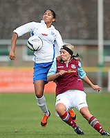 120930 West Ham Ladies v Gillingham Ladies