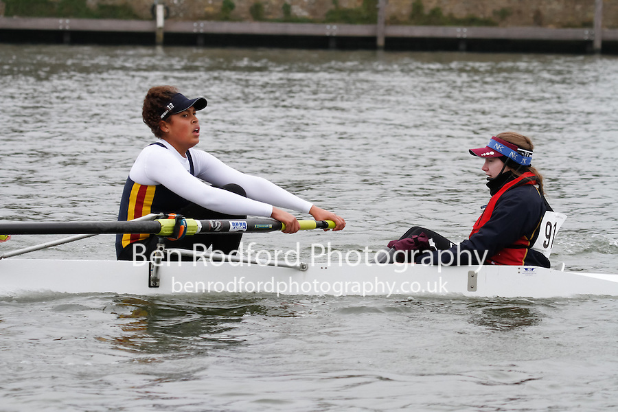 Crew: 91 - Southampton Univ  - W.NOV.4+ <br /> <br /> Henley Fours &amp; Eights Head 2017<br /> <br /> To purchase this photo, or to see pricing information for Prints and Downloads, click the blue 'Add to Cart' button at the top-right of the page.