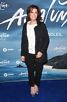 Natasha Kaplinski<br /> at the Cirque du Soleil &quot;Amaluna&quot; 1st night, Royal Albert Hall, Knightsbridge, London.<br /> <br /> <br /> &copy;Ash Knotek  D3218  12/01/2017