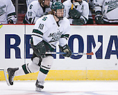 Tim Kennedy - The University of Maine Black Bears defeated the Michigan State University Spartans 5-4 on Sunday, March 26, 2006, in the NCAA East Regional Final at the Pepsi Arena in Albany, New York.