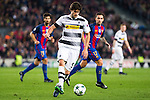 VfL Borussia Monchengladbach's Tobias Strobl during Champions League match between Futbol Club Barcelona and VfL Borussia Mönchengladbach  at Camp Nou Stadium in Barcelona , Spain. December 06, 2016. (ALTERPHOTOS/Rodrigo Jimenez)