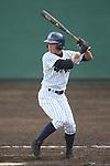 Yusei Itsuzaki (Meitoku Gijuku), <br /> SEPTEMBER 29, 2013 - Baseball : <br /> The 68th National Sports Festival <br /> between Maebashi Ikuei 4-2 Meitoku Gijuku <br /> at Hachioji Municipal Baseball Stadium, Tokyo, Japan. <br /> (Photo by YUTAKA/AFLO SPORT)