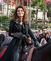 LAS VEGAS, NV - November 14 : Shania Twain Grand Arrival at The Colosseum at Caesars Place on November 14, 2012 in Las Vegas, Nevada. © Kabik/ Starlitepics / Mediapunch Inc. /NortePhoto