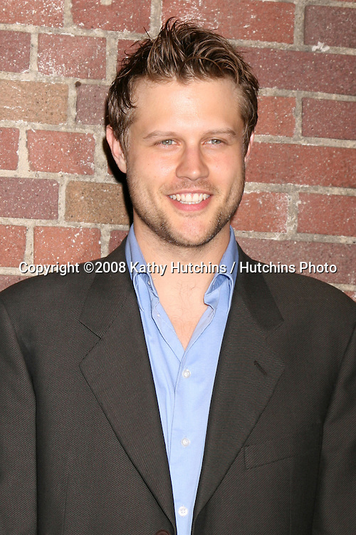 Adam Grimes arriving at the SOAPS IN THE CITY soap website launch party  in West Hollywood, CA.October 16, 2008.©2008 Kathy Hutchins / Hutchins Photo...                .