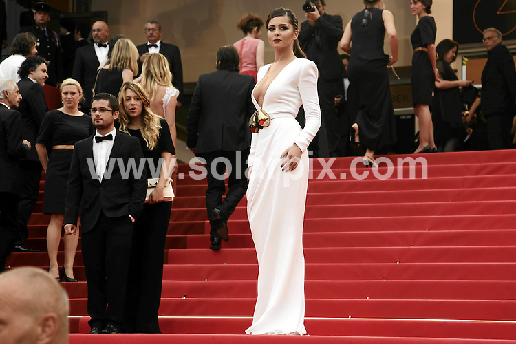 "**ALL ROUND PICTURES FROM SOLARPIX.COM**                                             **SYNDICATION RIGHTS FOR UK, AUSTRALIA, DENMARK, PORTUGAL, S. AFRICA, SPAIN & DUBAI (U.A.E) & ASIA (EXCLUDING JAPAN) ONLY**                                                                                  Caption:  Cheryl Cole - 64th Annual Cannes Film Festival - ""Habemus Papam"" Premiere - Arrivals - Palais des Festivals - Cannes, France                                                                               This pic: Cheryl Cole                                                                                             JOB REF: 13338       PHZ       DATE: 13.05.2011                                                           **MUST CREDIT SOLARPIX.COM OR DOUBLE FEE WILL BE CHARGED**                                                                      **MUST AGREE FEE BEFORE ONLINE USAGE**                               **CALL US ON: +34 952 811 768 or LOW RATE FROM UK 0844 617 7637**"