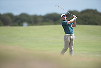 Grant Forrest (SCO) during the 3rd round of the VIC Open, 13th Beech, Barwon Heads, Victoria, Australia. 09/02/2019.<br /> Picture Anthony Powter / Golffile.ie<br /> <br /> All photo usage must carry mandatory copyright credit (&copy; Golffile | Anthony Powter)