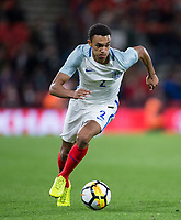 Trent Alexander-Arnold (Liverpool) of England U21 during the UEFA EURO U-21 First qualifying round International match between England 21 and Latvia U21 at the Goldsands Stadium, Bournemouth, England on 5 September 2017. Photo by Andy Rowland.