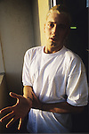 Various portrait sessions and live photographs of rapper, Eminem