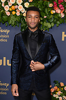 LOS ANGELES - SEP 22:  Dyllon Burnside at the Walt Disney Television Emmy Party at the Otium on September 22, 2019 in Los Angeles, CA