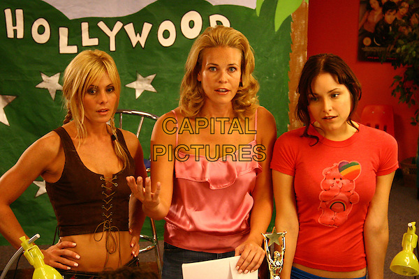 NICOLE EGGERT, CHELSEA HANLER & JENNY MOLLEN.in National Lampoon's Cattle Call.*Filmstill - Editorial Use Only*.CAP/FB.Supplied by Capital Pictures.