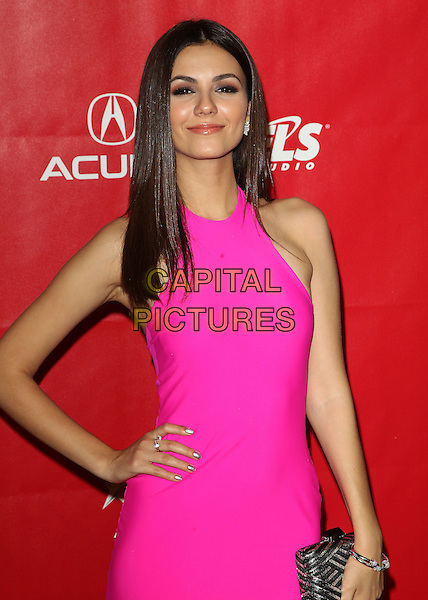 24 January 2014 - Los Angeles, California - Victoria Justice. 2014 MusiCares Person Of The Year Honoring Carole King held at the Los Angeles Convention Center. <br /> CAP/ADM/KB<br /> &copy;Kevan Brooks/AdMedia/Capital Pictures