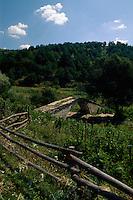 Bulgarien, Brücke im Pirin-Gebirge