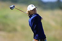 Fredrik Nilehn (SWE) during the third round of the European Amateur Championship played at the Royal Hague Golf and Country Club, The Hague, Netherlands. 29/06/2018<br /> Picture: Golffile | Phil Inglis<br /> <br /> All photo usage must carry mandatory copyright credit (&copy; Golffile | Phil Inglis)