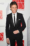 Eddie Redmayne arriving at the 19th Annual Art Directors Guild Excellence In Production Design Awards Arrivals held at the Beverly Hilton Hotel on January 31, 2015