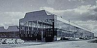 Albert Kahn: Detroit, 1936. De Soto Division, Press Shop.